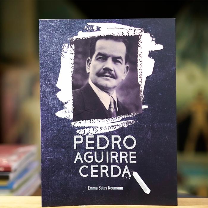 PEDRO AGUIRRE CERDA - EMMA SALAS NEUMANN
