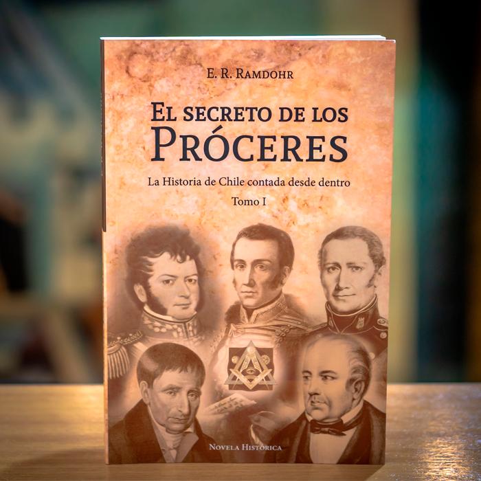 EL SECRETO DE LOS PRÓCERES TOMO 1 - E. R. RAMDOHR