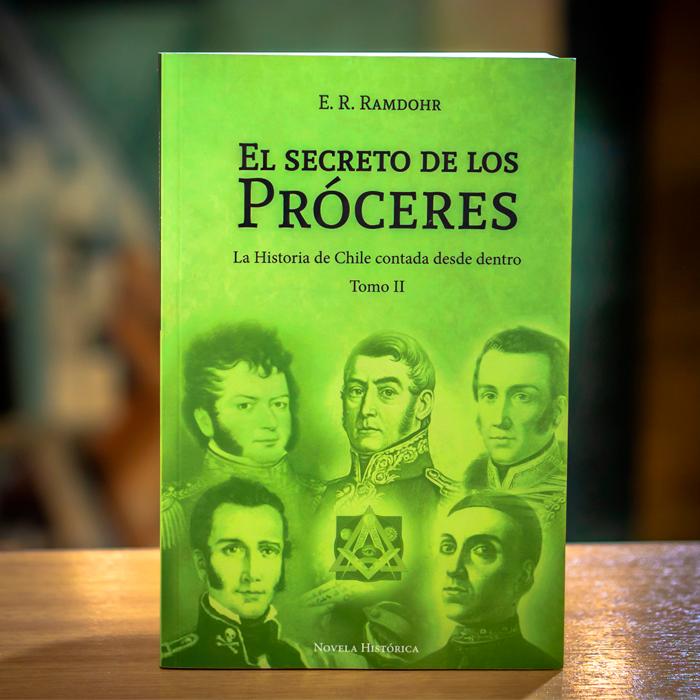EL SECRETO DE LOS PRÓCERES TOMO 2 - E. R. RAMDOHR