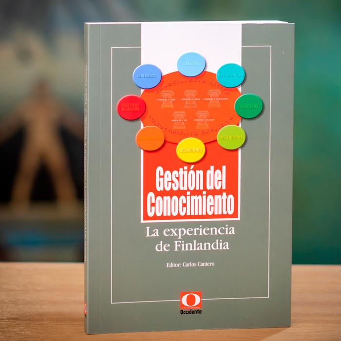 GESTIÓN DEL CONOCIMIENTO - LA EXPERIENCIA DE FINLANDIA - CARLOS CANTERO