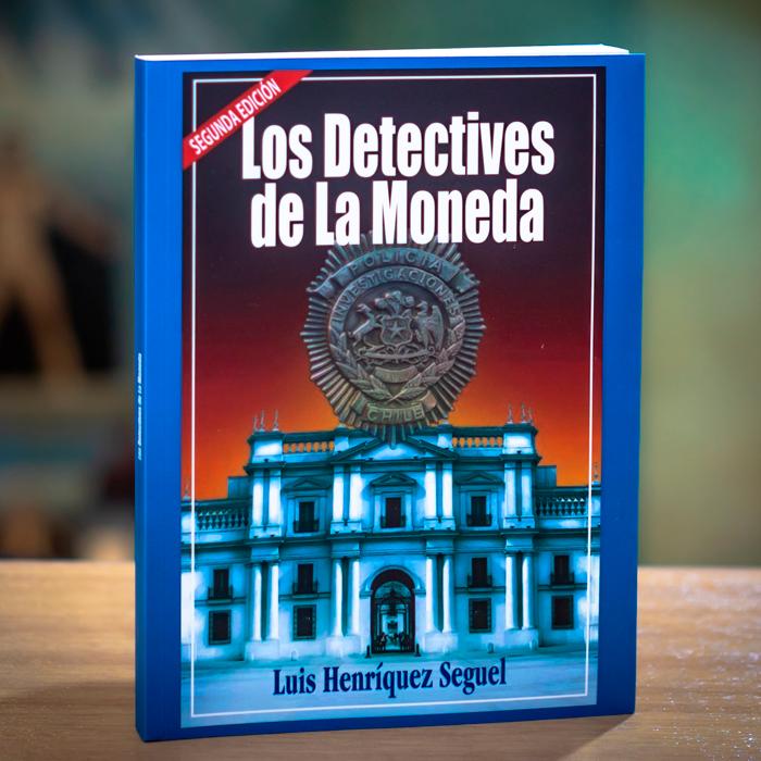 LOS DETECTIVES DE LA MONEDA - LUIS HENRÍQUEZ